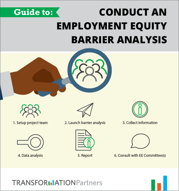 Guide to conduct an Employment Equity Barrier Analysis